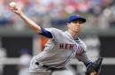Mets' deGrom goes distance to beat Phillies 3-1