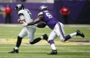 Vikings' Ifeadi Odenigbo dominates after 'sign from God'