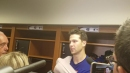 Jacob deGrom on his complete game
