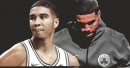 Jayson Tatum reacts to article that tagged him as overhyped