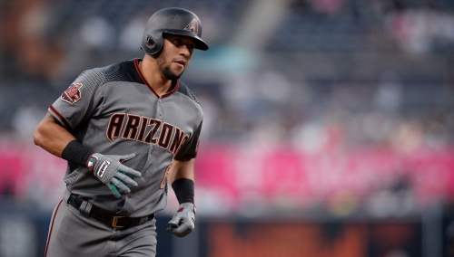 Diamondbacks manager Torey Lovullo explains confusion over David Peralta's status