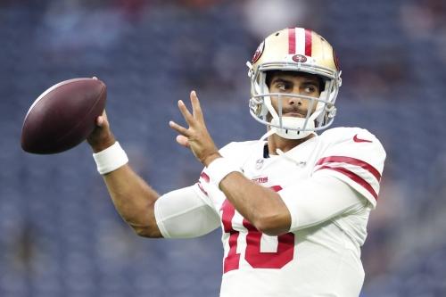 49ers-Texans 2nd quarter game thread