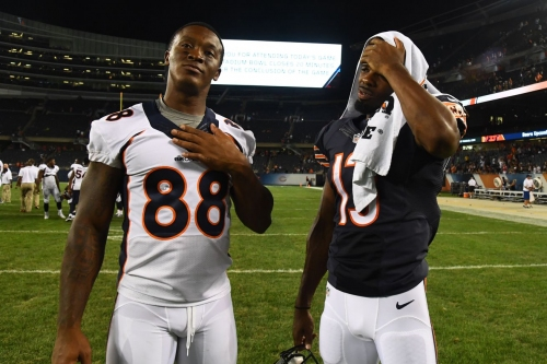 NFL Preseason: Bears at Broncos - Live Updates