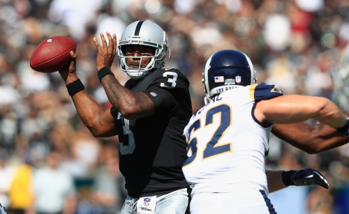 Backup QB, kicking game biggest issues after Raiders exhibition dud