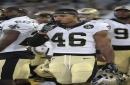 Saints, former LSU safety Rickey Jefferson tears ACL: source