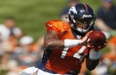 WATCH: Broncos' Chad Kelly connects with Courtland Sutton for a touchdown against Bears