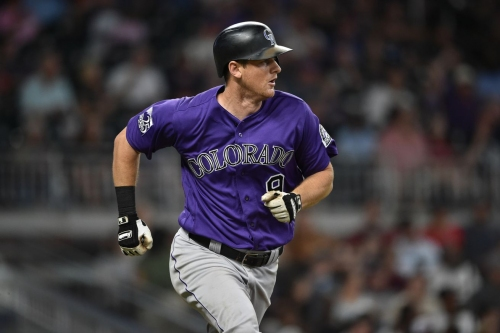 Colorado Rockies 5, Atlanta Braves 3 (10 innings): Rockies down but not out in win over Braves
