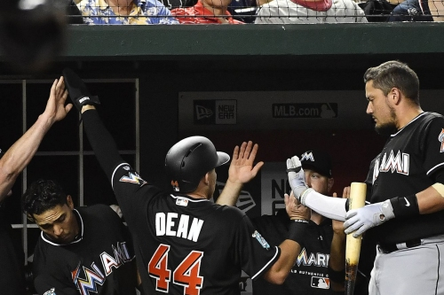 Marlins 7, Nationals 5; Offense bails out bullpen in extra-inning rollercoaster game