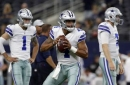 PHOTOS: Prescott sharp, but Cowboys can't hold off Bengals