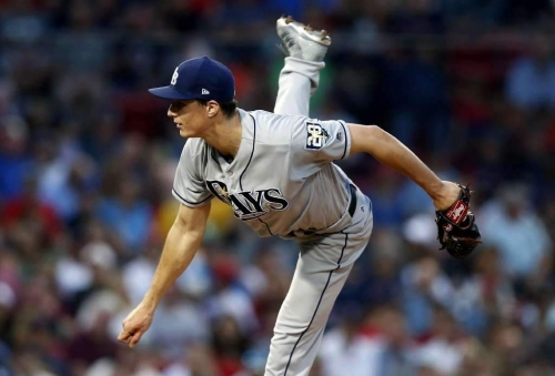 Rays journal: Tyler Glasnow settles down to pitch well in loss