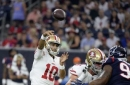 Watson, Garoppolo sharp as Texans top 49ers 16-13