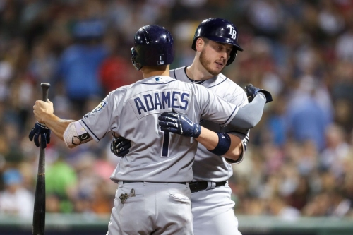 Rays: 2, Red Sox: 5 - Cron Crushed; Glasnow Great (After 1st Inning)
