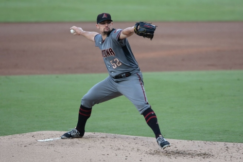 Arizona Diamondbacks 6, San Diego Padres 7