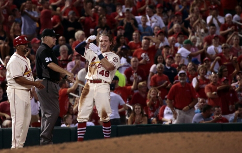 BenFred: Suddenly, these Cardinals are making contenders uncomfortable