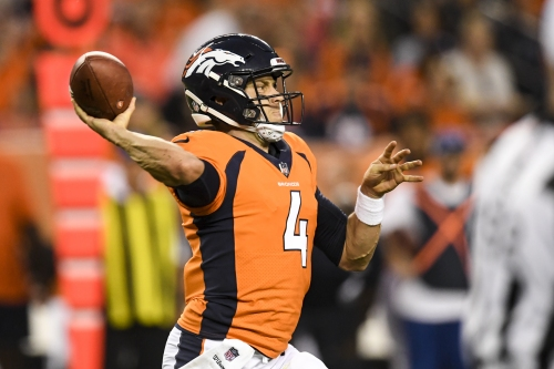 Denver Broncos have strong first half in preseason loss to Chicago Bears