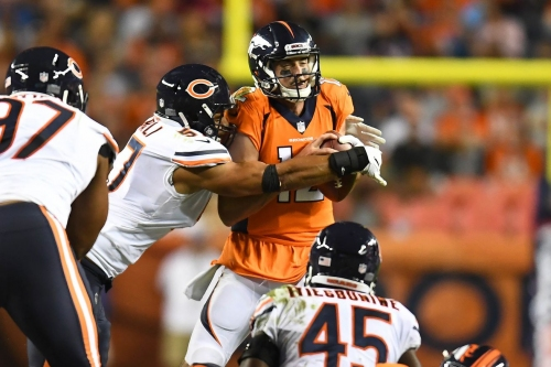 Instant reactions: Broncos show signs of improvement in loss to Bears