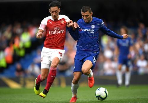 Maurizio Sarri reveals why Chelsea threw away two-goal lead to Arsenal