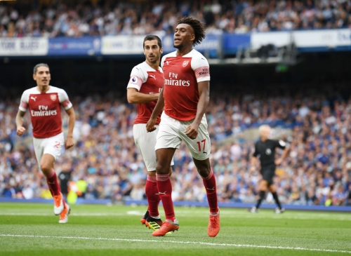 Alex Iwobi makes bizarre confession after Arsenal defeat against Chelsea