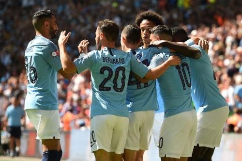 How Man City should line up vs Huddersfield in the Premier League fixture
