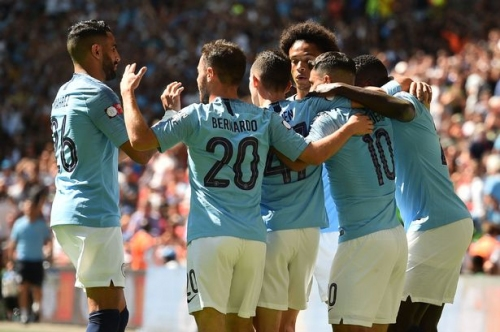 Man City vs Huddersfield LIVE team news and reaction to Jose Mourinho comments