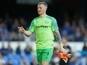Mark Hughes: 'Jordan Pickford should have been sent off'