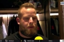 Video: Brian Snitker, A.J. Minter on late collapse against Rockies