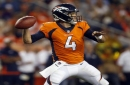 Keenum rebounds but Bears beat Broncos 24-23