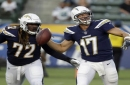 Rivers, Chargers look sharp early in 24-14 win over Seahawks