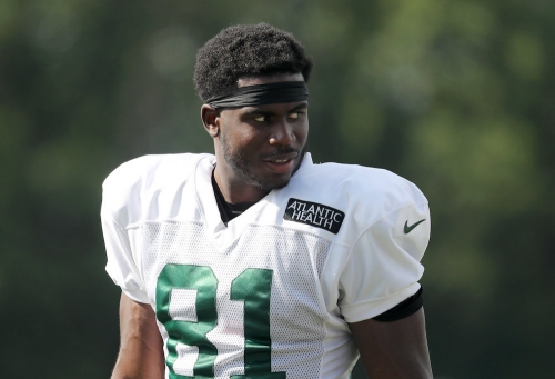 How Quincy Enunwa is building trust with Jets' QBs after return from injury