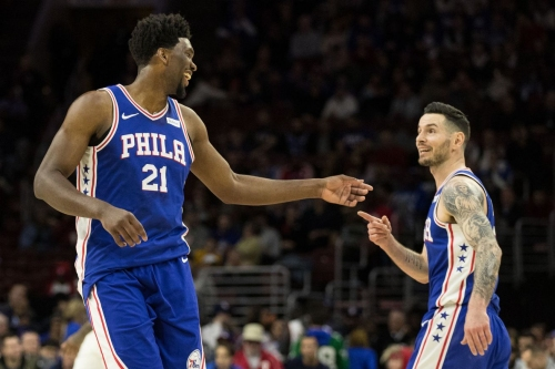 A deep dive into the Sixers' odd couple