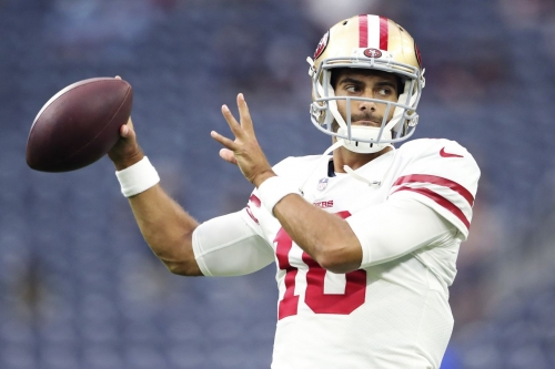 Winners and losers from the 49ers-Texans preseason game