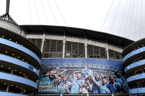 Man City team vs Huddersfield confirmed as Sergio Aguero and Gabriel Jesus start