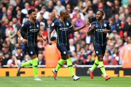 Kyle Walker has a big Manchester City ambition
