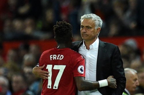 Jose Mourinho reveals the impact Fred has had on the Manchester United team