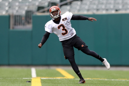 Jon Brown shines only for Marvin Lewis to say there's no kicking competition