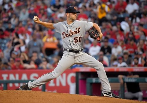 Tigers designate McAllister for assignment; Turner to start Sunday