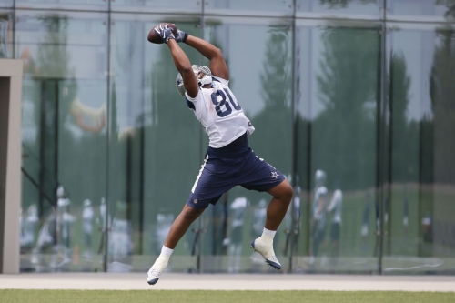 Cowboys vs. Bengals: Rico Gathers was the leading receiver plus other statistical oddities