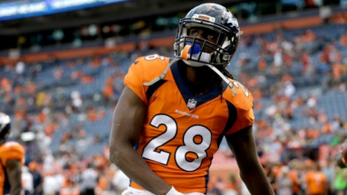 Report: Veteran RB Jamaal Charles scheduled to visit with Redskins