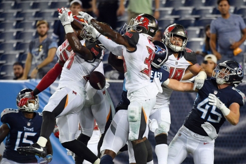 Notes and highlights from Buccaneers-Titans preseason Week 2