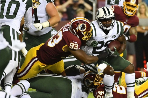 Skins Stats & Snaps: Jets @ Redskins (Defense/ST)