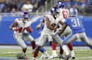 Giants vs. Lions - What can we learn from the Giants' snap counts