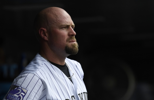 Rockies' reliever Mike Dunn to head on rehab assignment with Triple-A Albuquerque, eyes early September return