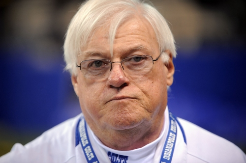Indianapolis Colts play-by-play man Bob Lamey retires