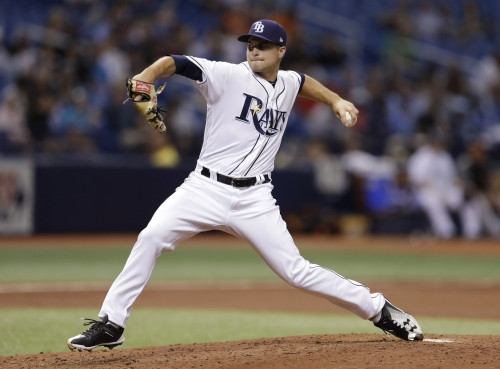 Ex-Boston Red Sox pitcher Jalen Beeks excited to be with Rays, wishes Sox 'nothing but the best'