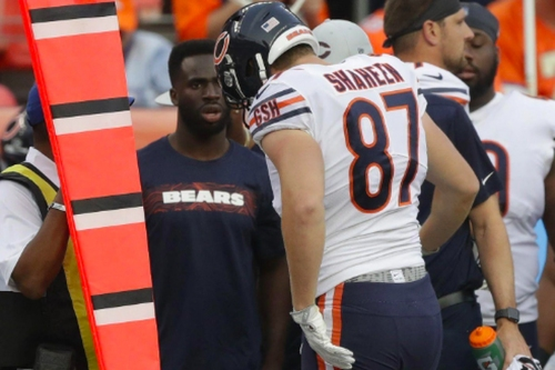 Bears-Broncos winners and losers: Just a flesh wound