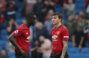 Manchester United manager asked about Eric Bailly and Victor Lindelof displays