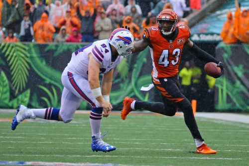 Should the Giants be interested in George Iloka?