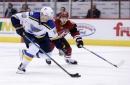 Oilers sign veteran forward Scottie Upshall to PTO