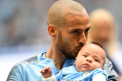 Man City defender Benjamin Mendy has a special message for baby Mateo