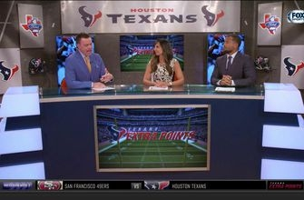 Some Benefits of Working with 49ers in Camp | Texans Extra Points